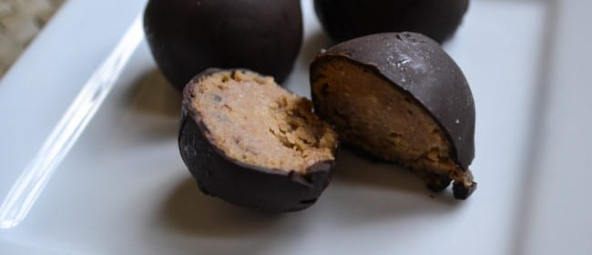 """Cookie Dough"" Bites"