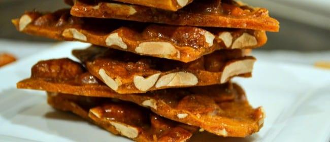 Cayenne Peanut Brittle