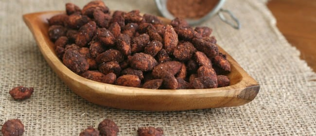 {Guest Post} Mocha Almonds w/ All Day I Dream About Food!