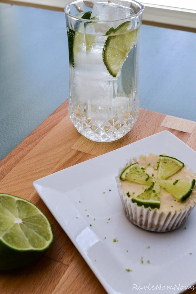 Raw Lime Tarts-1-2