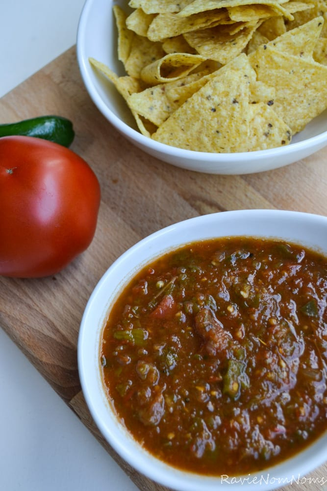 Homemade Salsa-1-5