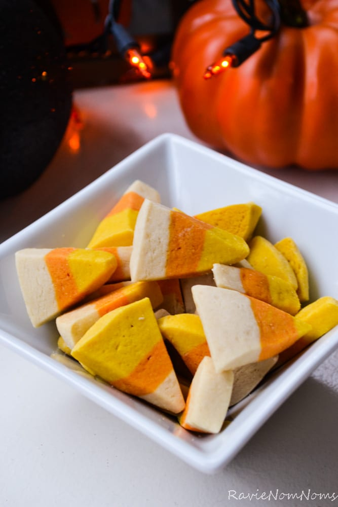 Candy Corn Cookies-1-3