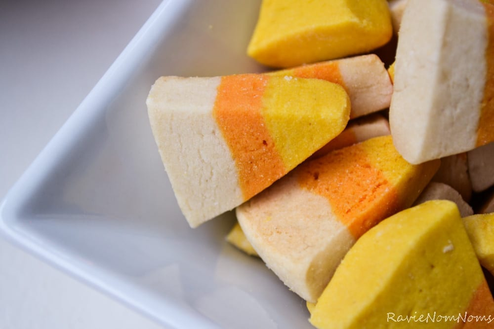 Candy Corn Cookies-1-4
