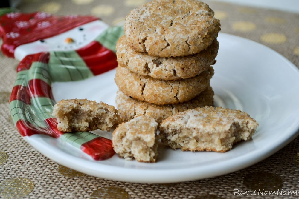 Spiced Cookies-1-3