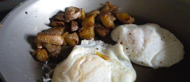 Leftover Breakfast