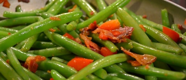 Green Beans for Any Meal