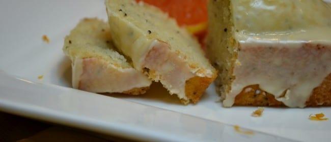 Citrus Poppyseed Bread (for Steph's Bakesale!)