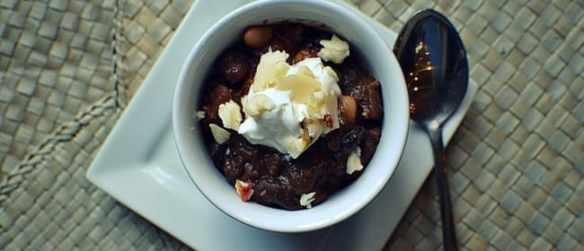 WDD – Healthy Four Bean Chili